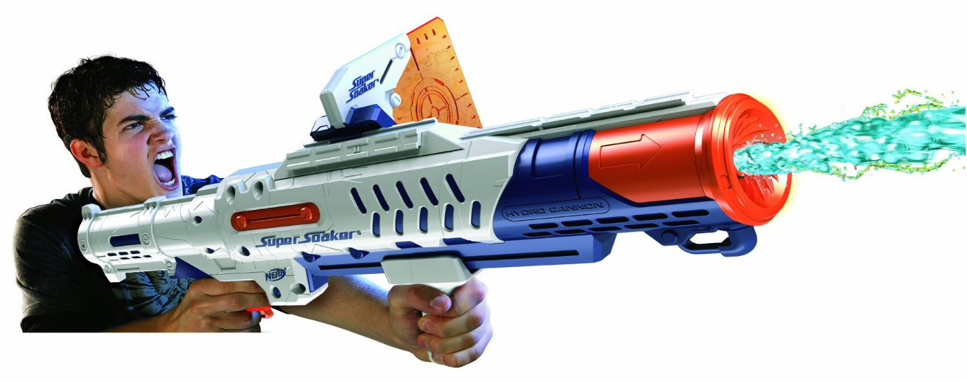 Nerf Super Soaker Hydro Cannon Emotion